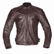 Spada Hedonista Leather Jacket Antique